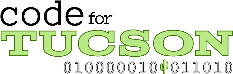 Code for Tucson logo